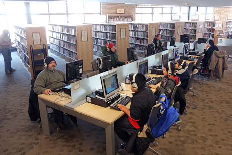 Counterpoint: Libraries' mission is learning, not just books | Innovative Leadership in School Libraries | Scoop.it