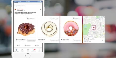 Via Facebook, Salesforce cible un milliard de prospects | Actualité Social Media : blogs & réseaux sociaux | Scoop.it