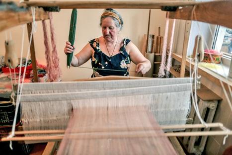 Une grand-mère russe sauve les techniques ancestrales de tissage | Nos Racines | Scoop.it