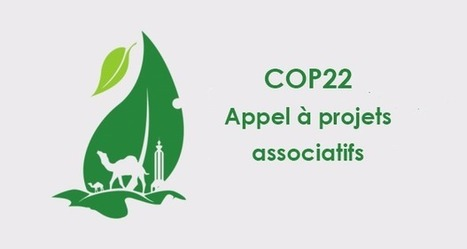 COP22 / Appel à projets associatifs 2016 | FTN Mediterranean Agriculture & Fisheries | Scoop.it