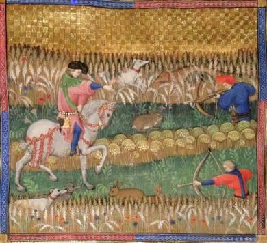 Chasses princières au Moyen Âge (Les) | EHNE | Histoires Naturelles | Scoop.it