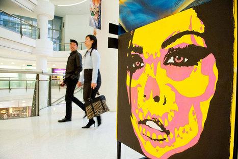 Australia's best street artists defy the glass ceiling in Sydney's newest public art exhibition | Street art news | Scoop.it