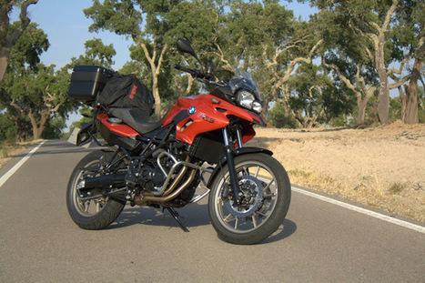MOTOBLOGGER: BMW F700GS | Rogermotard | Scoop.it