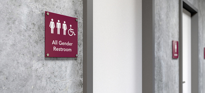 Gender Neutral Bathrooms: A 'Sign' of the Times