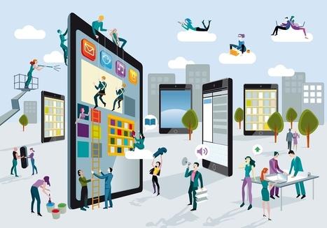 Hacerse con las competencias digitales: misión para la ciudadanía del siglo XXI | Nesrin Ouis | Scoop.it