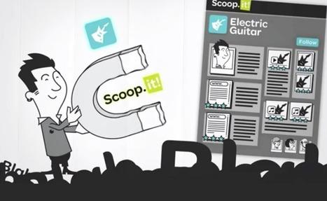 Scoop.it : créez votre e-magazine spécialisé ! | Outils et  innovations pour mieux trouver, gérer et diffuser l'information | Scoop.it