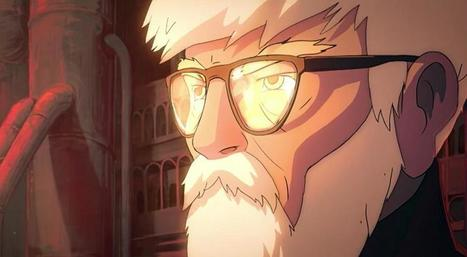 French Student Sets Internet on Fire with Animation Inspired by Moebius, Syd Mead & Hayao Miyazaki   pixels and pictures   Scoop.it