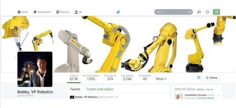 Robotic Manual Handling Examples: Industrial Examples & Video Case Studies | Robotics in Manufacturing Today | Scoop.it