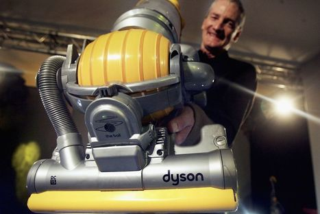 Vacuum-maker Dyson is reportedly working on an electric car | Internet of Things - Company and Research Focus | Scoop.it