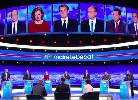 Débatsur TF1: pas de doute, c'est une primaire de droite… | Actualités & Infos (Médias) | Scoop.it