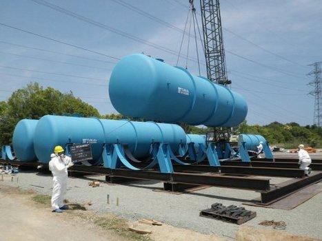 Fukushima: l'usine de décontamination des eaux a commencé à fonctionner | TV5MONDE | Japon : séisme, tsunami & conséquences | Scoop.it