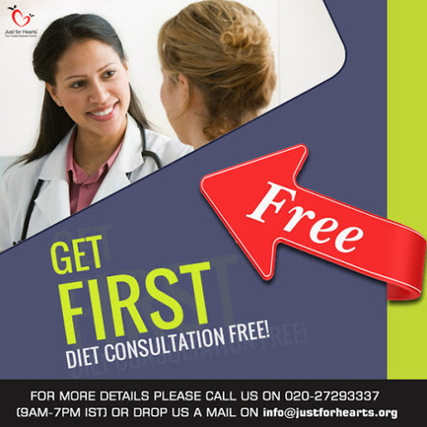 Do you feel you want to discuss with dietitian for any query?   http://bit.ly/1kdarhX   eClinic- Just For Hearts   Scoop.it