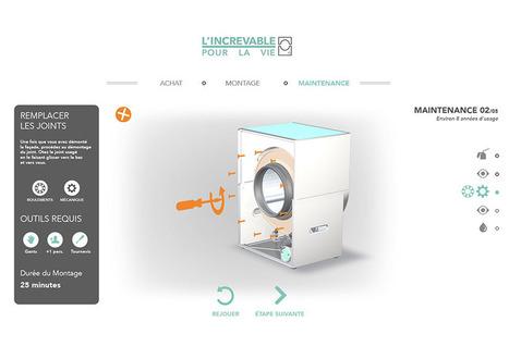 L'Increvable: un lave-linge créé pour durer 50 ans. | Communiqu'Ethique sur les sciences et techniques disponibles pour un monde 2.0,  plus sain, plus juste, plus soutenable | Scoop.it