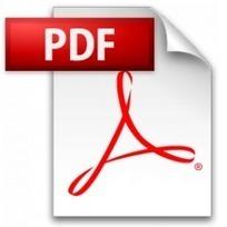 Modifier un PDF : 3 outils gratuits pour éditer un document | MOOC tout au long de la vie... | Scoop.it