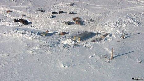 Antarctic lake 'might have fish' | Masada Geography | Scoop.it