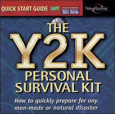 CNN Food Central Y2K supplies A preparedness checklist 1999 | A Cultural History of Advertising | Scoop.it