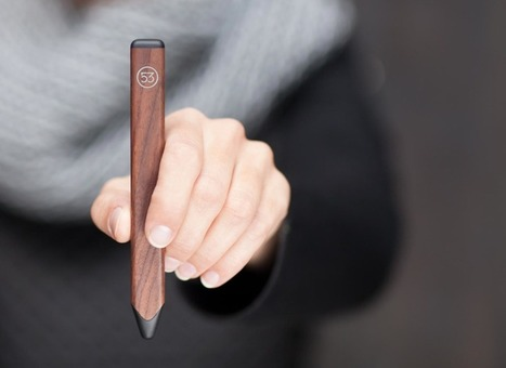 Pencil by 53 is the perfect stylus accessory for artists and doodlers | iPad i undervisningen | Scoop.it