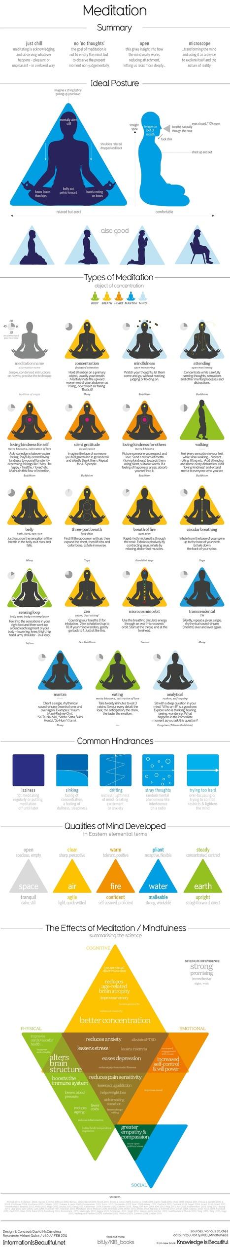 Méditez !   Les infographies !   Scoop.it
