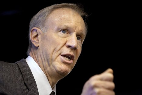 Rauner, Democrats strike deal on lottery payouts, gas tax money for towns | Illinois Legislative Affairs | Scoop.it