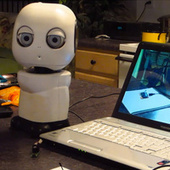 Print An Interactive Robot On The 3D Printer You Totally Have | Digital Innovation | Scoop.it