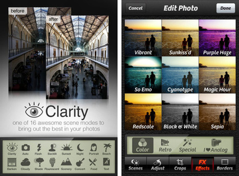 Must Have iPhone Photography Apps | Technology and Gadgets | Scoop.it