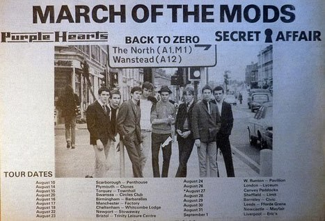 as the title says   The march of the Mods   Scoop.it