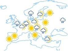 EuroWEATHER - Local weather forecasts   Languages, Cultures,Teaching & Technology   Scoop.it