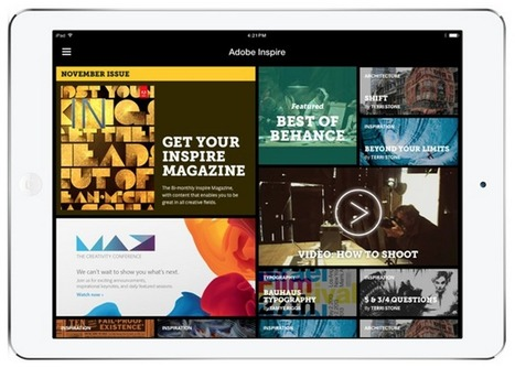 Adobe's Digital Publishing Solution embraces content marketers   Working With Social Media Tools & Mobile   Scoop.it