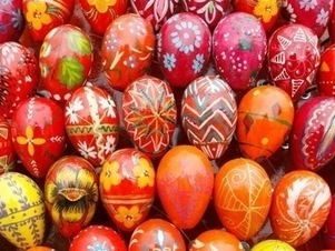 Behold Ukrainian Easter Art: Incredible, Inedible Eggs | geography and anthropology | Scoop.it