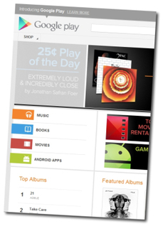Five things you may not know about Google Play | New Digital Media | Scoop.it