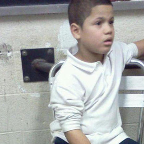 7-Year-Old Handcuffed Over $5, Says Suit | It's Show Prep for Radio | Scoop.it