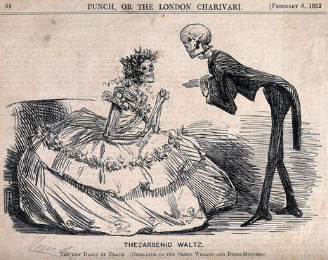 Killer Clothing Was All the Rage In the 19th Century | Occupational and Environment Health | Scoop.it