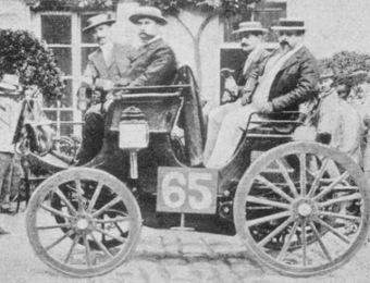 Fotos Históricas: la primera carrera automovilística de la historia   Era del conocimiento   Scoop.it