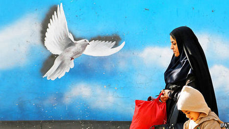 Iran: Waiting for the peace dividend   Criminology and Economic Theory   Scoop.it