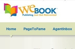 WEbook Introduces Publishing Platform - mediabistro.com | Authors in Motion | Scoop.it