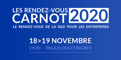#Startup #Innovation #Mentorat : Rendez-vous CARNOT 2020 | France Startup | Scoop.it