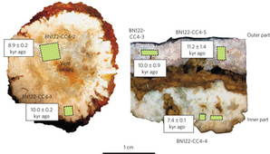 Formation of carbonate chimneys in the Mediterranean Sea | Mineralogy, Geochemistry, Mineral Surfaces & Nanogeoscience | Scoop.it