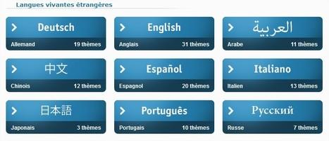 #Langues en ligne : modules d'enseignement prêts à l'emploi   #Security #InfoSec #CyberSecurity #Sécurité #CyberSécurité #CyberDefence & #DevOps #DevSecOps   Scoop.it