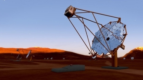 Giant Gamma-Ray Detector Searches for 2 Home Sites | Astronomy Domain | Scoop.it