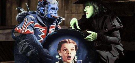 Perché Il 'Mago di Oz' è ancora di moda e ci racconta il presente | Italica | Scoop.it