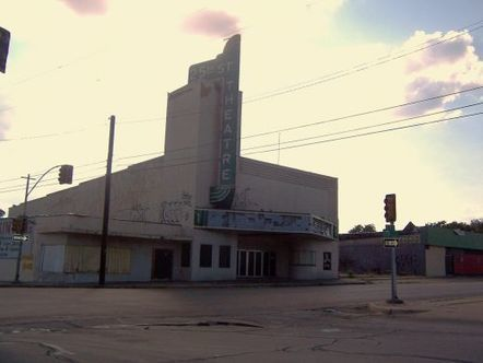Old Central Texas Theaters | Abandoned Houses | Scoop.it