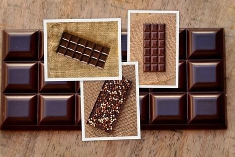 Et si vous faisiez une tablette de chocolat pour la Saint Valentin ? (Vidéo) | Recipes from the world on Scoop! | Scoop.it