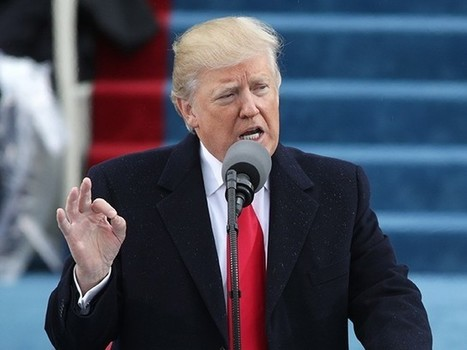 History: Trump Becomes First President to Use Words 'Islamic,' 'Urban' in Inaugural Address | THE MEGAPHONE | Scoop.it