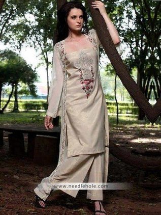 765e9a71c3 Threads and motifs party dresses | partywears for women | Pakistani Bridal  Dresses, Indian Wedding