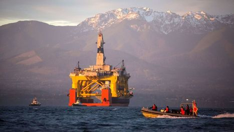 Obama will use his executive authority to impose new permanent bans on offshore drilling | Coastal Restoration | Scoop.it