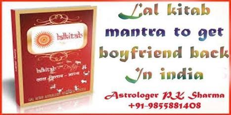 How lal kitab remedies helpful to get back boyf