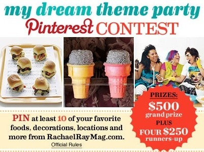 4 Steps for Holding a Contest on Pinterest | Tourism Social Media | Scoop.it