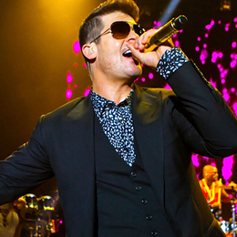 Marvin Gaye's Estate Sues Robin Thicke for 'Blurred Lines' and More | Around the Music world | Scoop.it