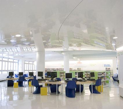 5 Principles for New Librarianship | Designer Librarian | literacy: digital, information, visual, trans., etc. | Scoop.it