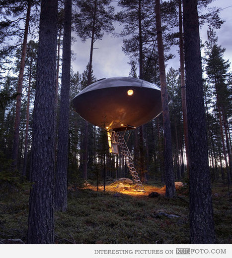 20 Hotels That Look Like They're From Another Planet | Foodie dreams | Scoop.it
